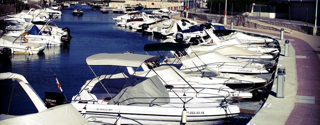Participamos en el nuevo puerto deportivo Nou Fontana de Jávea