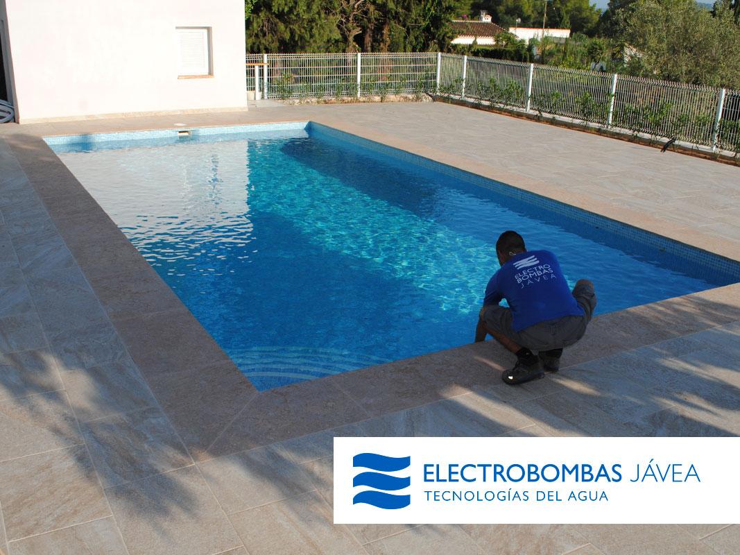 Recomendaciones para ahorrar agua en tu piscina.