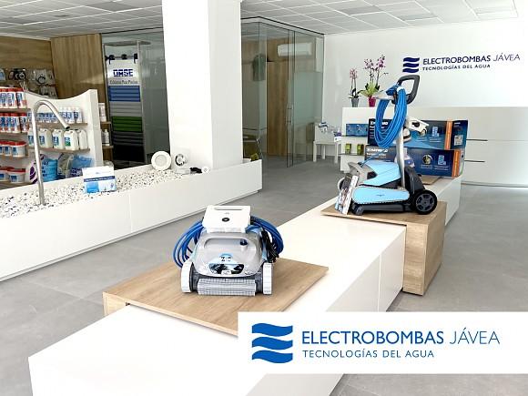 Nueva tienda en Jávea especializada en piscinas y sistemas de riego