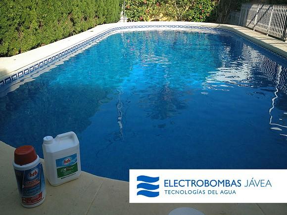 Agua limpia para evitar bacterias en el agua